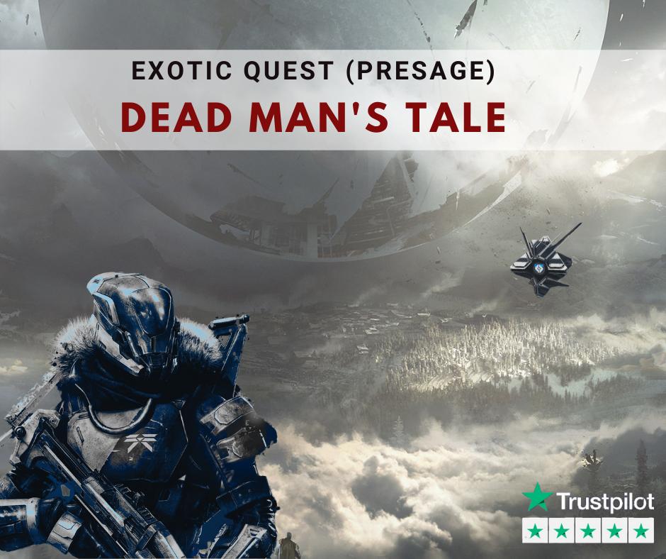 Dead man's tale exotic quest