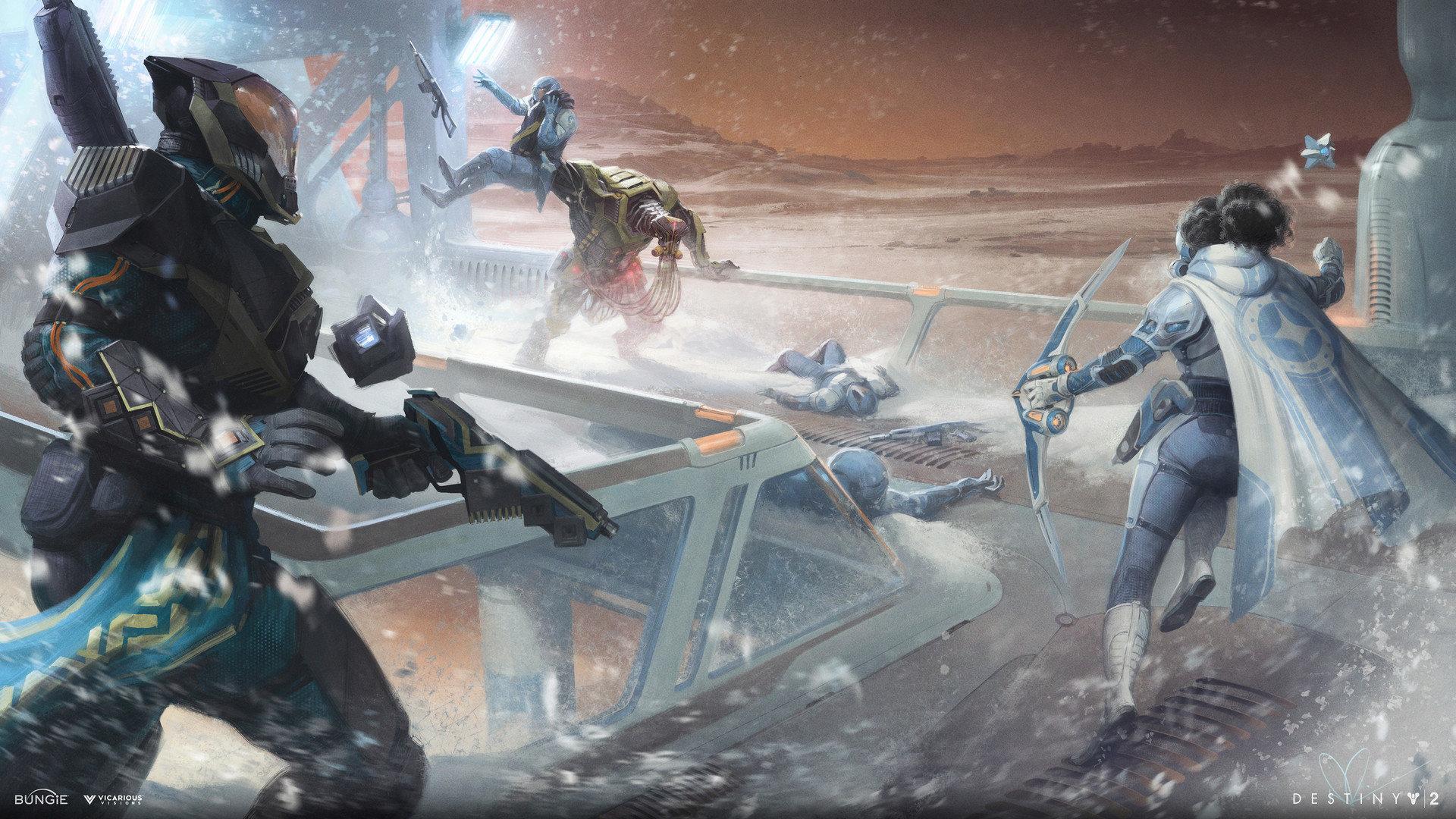 Trials of Osiris week 14