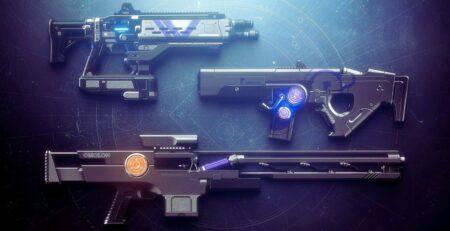 Destiny 2 Nightfall Adept Weapons